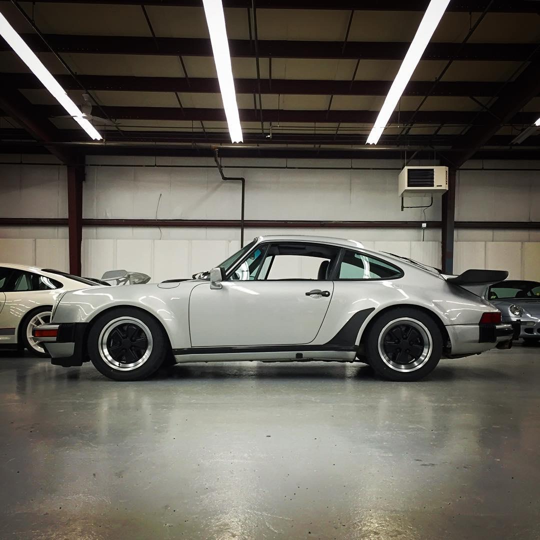 1987 930 Silver metallic over black w30672 miles Pretty rarehellip