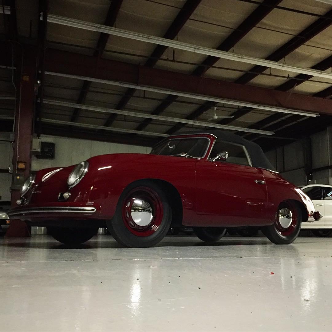 1954 356 Pre A bentwindow cabriolet