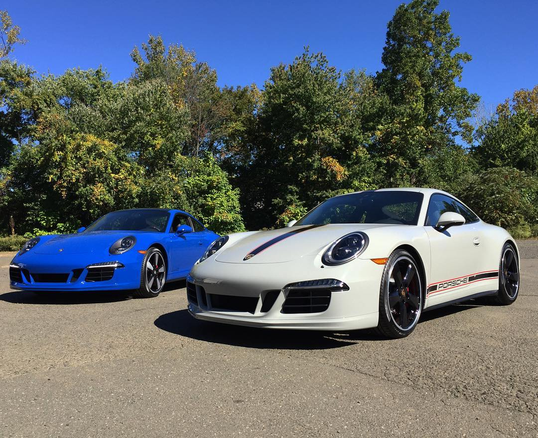 Sloan Cars The Largest Selection Of Air Cooled Porsches Autos Post