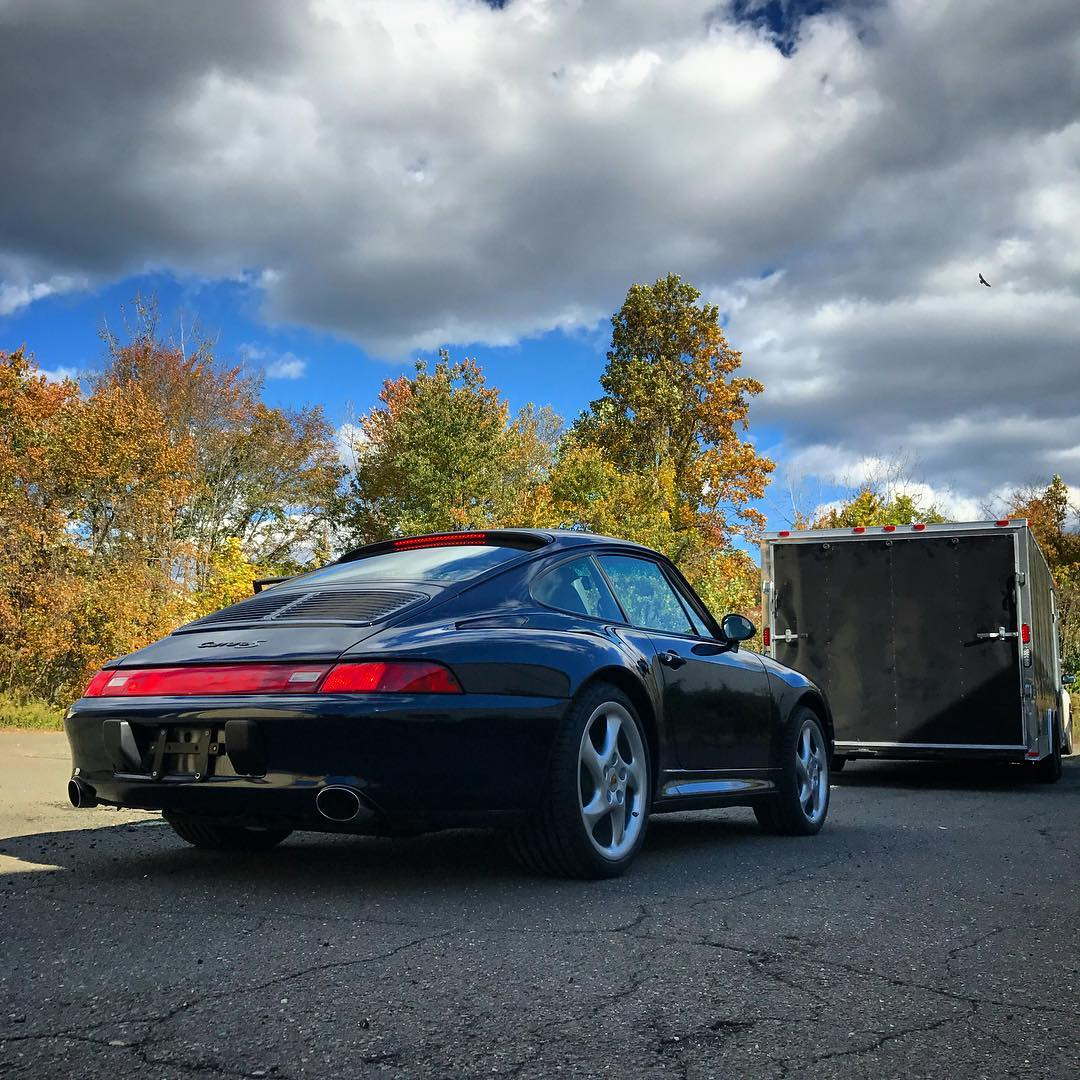 Sold!! 1998 993 C2S w 28k miles heading off tohellip