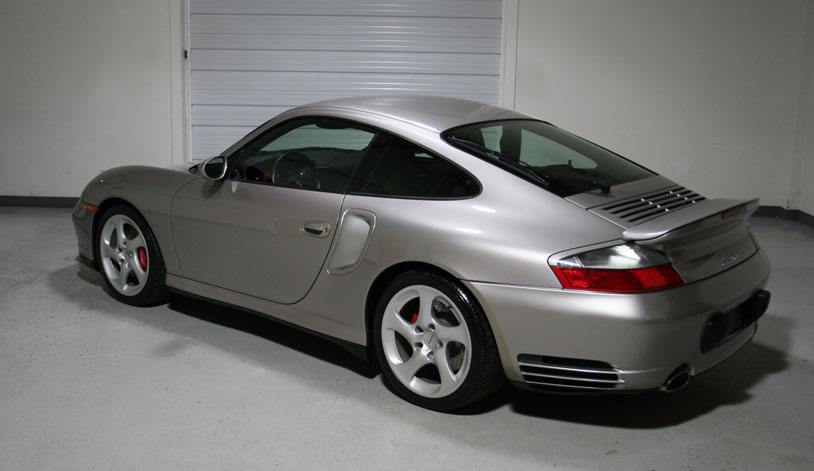 2002 Porsche 996 Twin Turbo 18,720 miles | Sloan Cars