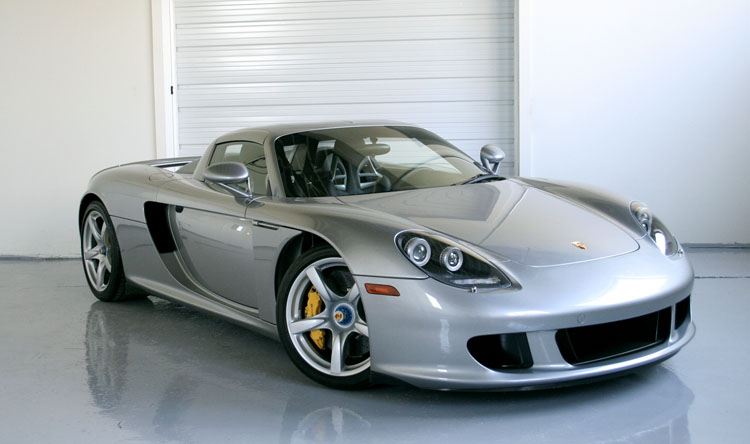 Ordinaire 2005 Carrera GT
