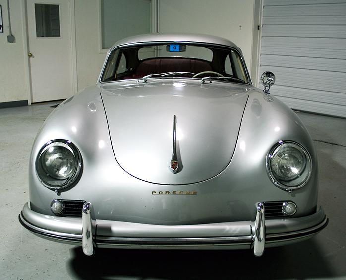 1956 Porsche 356 A Unrestored 15 620 Miles Sloan Cars