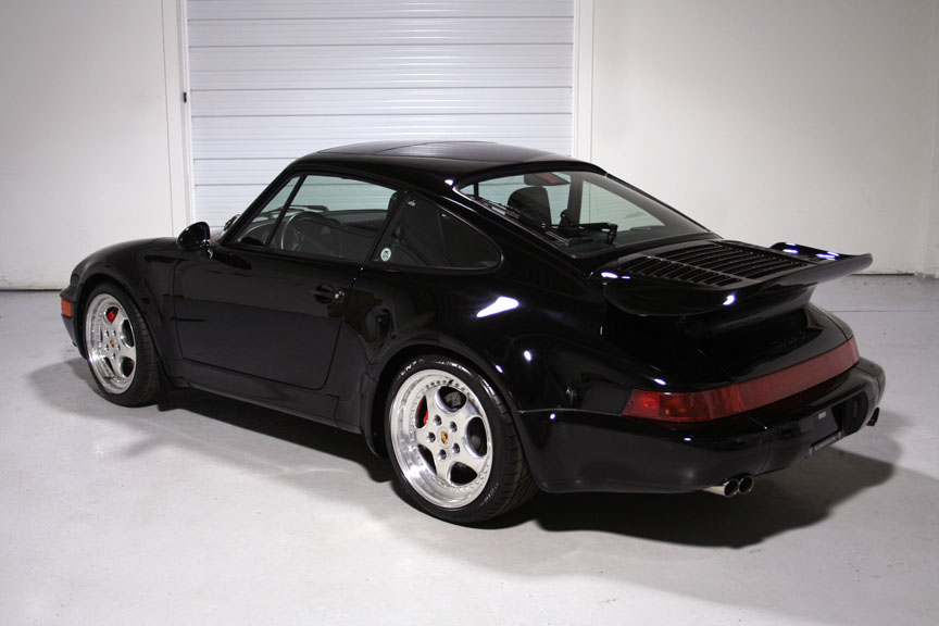1994 964 3.6 Turbo S Flat Nose
