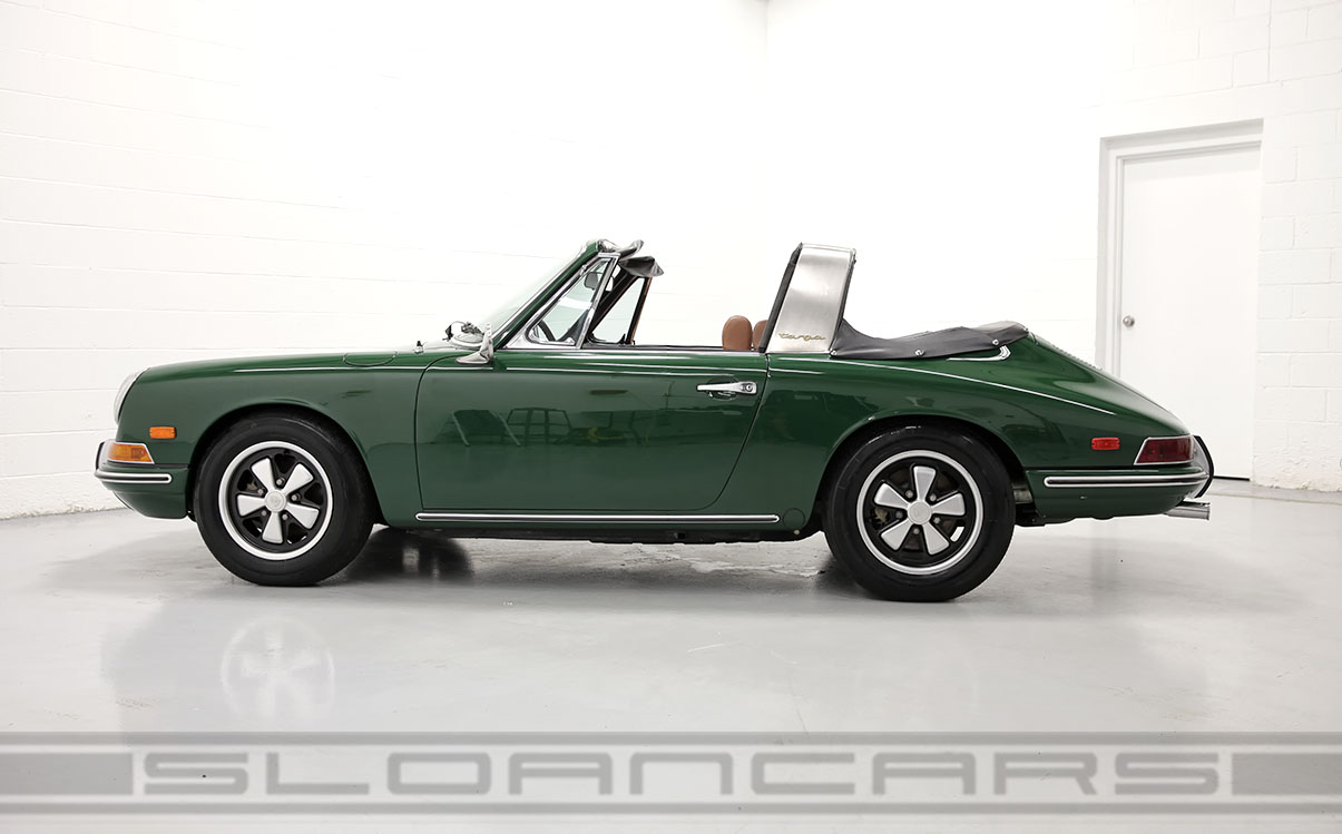 1968 912 Targa Soft Window Sloan Cars