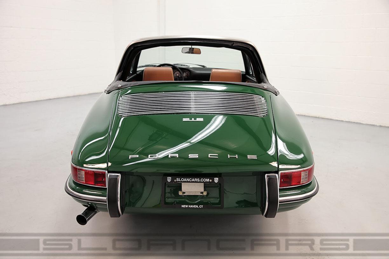 1968 912 targa soft window sloan cars for 1968 porsche 912 targa soft window