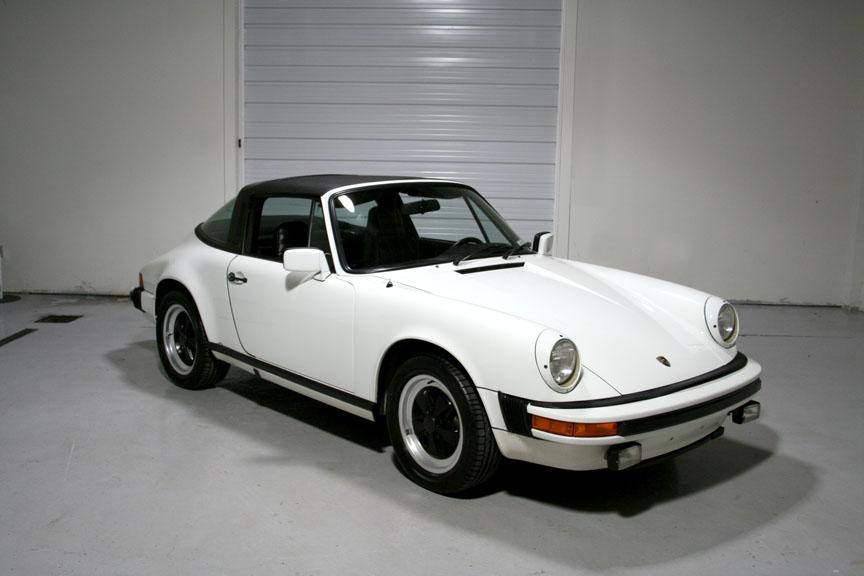 1981 porsche 911 sc targa 55 703 miles sloan cars. Black Bedroom Furniture Sets. Home Design Ideas