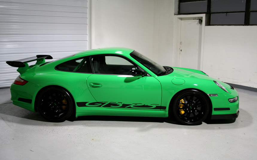 2007 997 GT3 RS Coupe