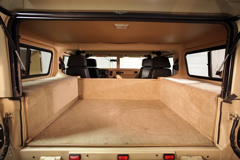 1992 Limited Edition Hummer H1 Wagon Sloan Cars