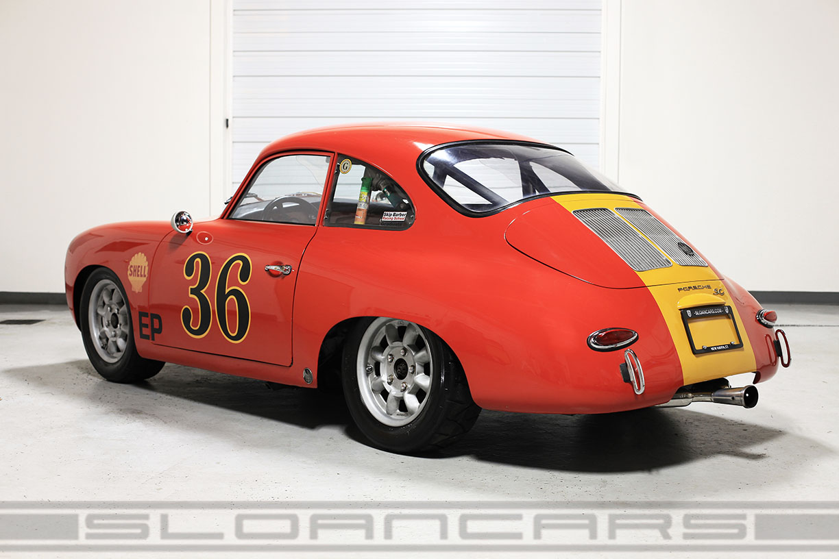 1965 356 Sc Outlaw Coupe Street Race Sloan Cars