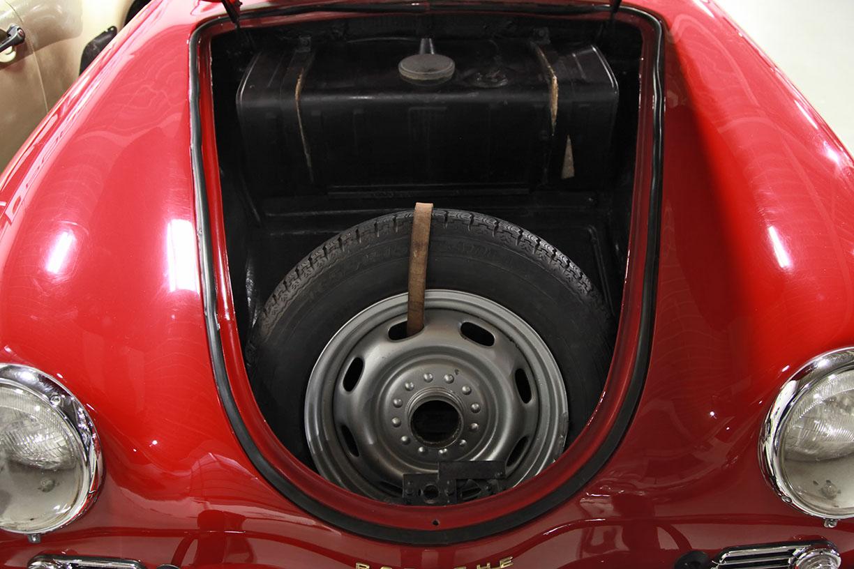 1958 Porsche 356 A Super Cabriolet 70 520 Miles Sloan Cars