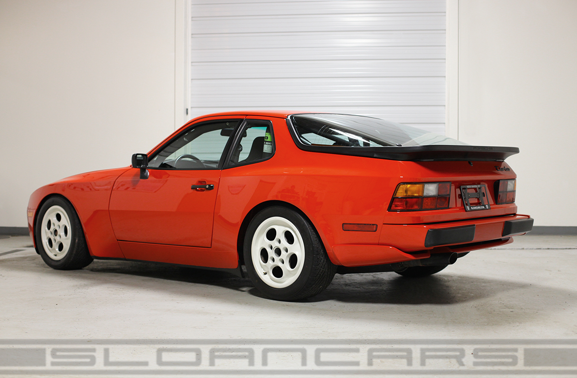 porsche 944 turbo red the image kid has it. Black Bedroom Furniture Sets. Home Design Ideas