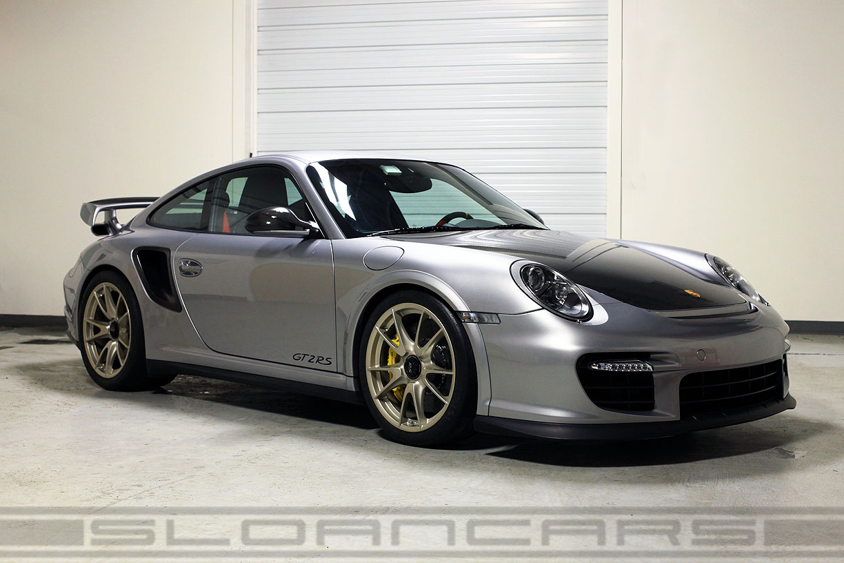 2011 997 GT2RS