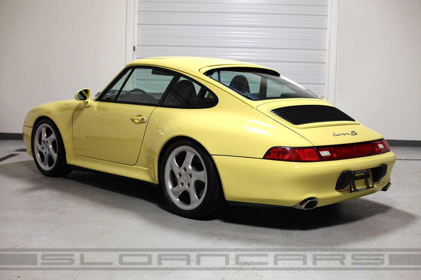 Porsche 993 Owners Manual Pdf Twin Turbo Ocean Blue 24 668 Miles 996 Seat Wiring Diagram 1997 Carrera 4s Pastel Yellow 34 000