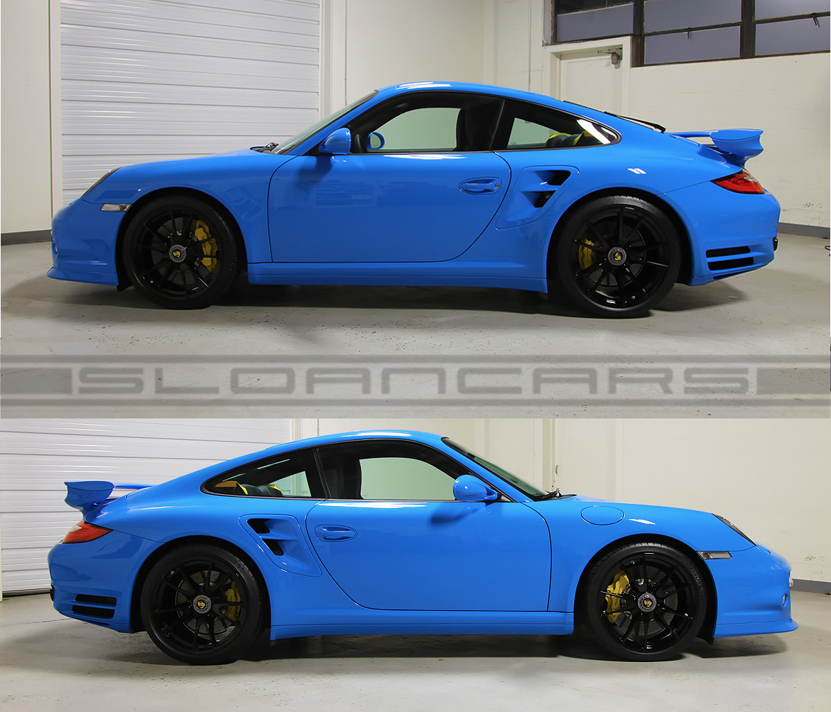 2012 Porsche 997 Twin Turbo S Coupe 1,654 Miles