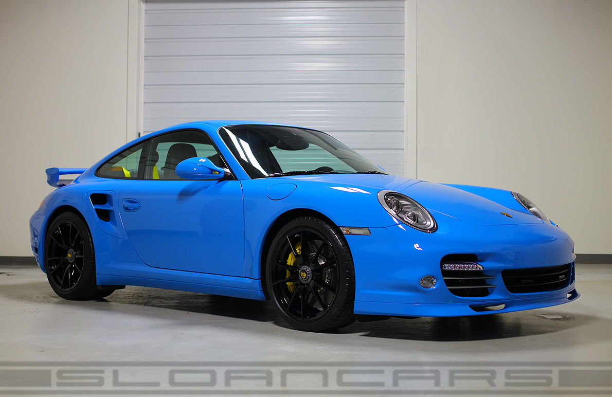 2012 997 Twin Turbo S Coupe