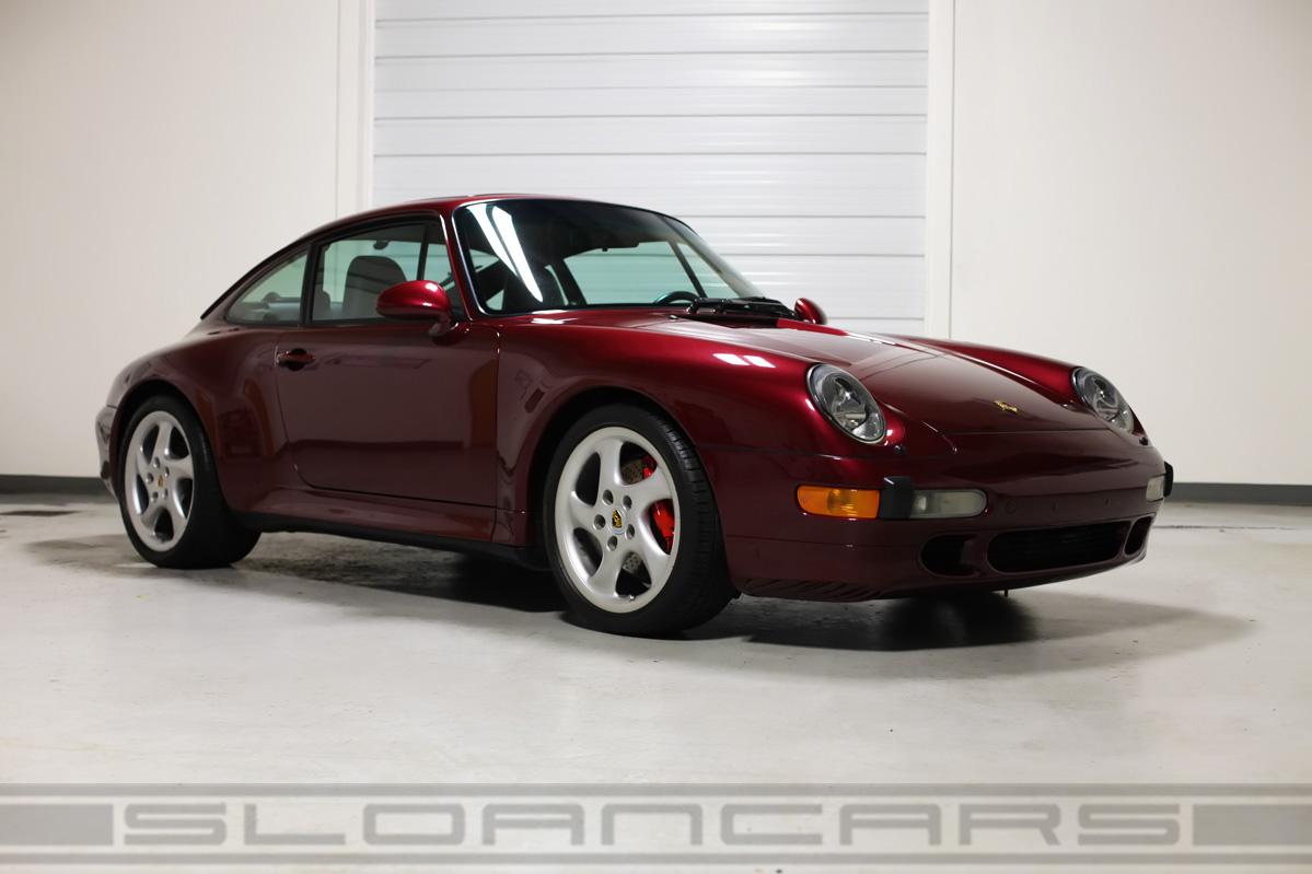 1998 porsche 993 c4s coupe 41 187 miles sloan cars. Black Bedroom Furniture Sets. Home Design Ideas