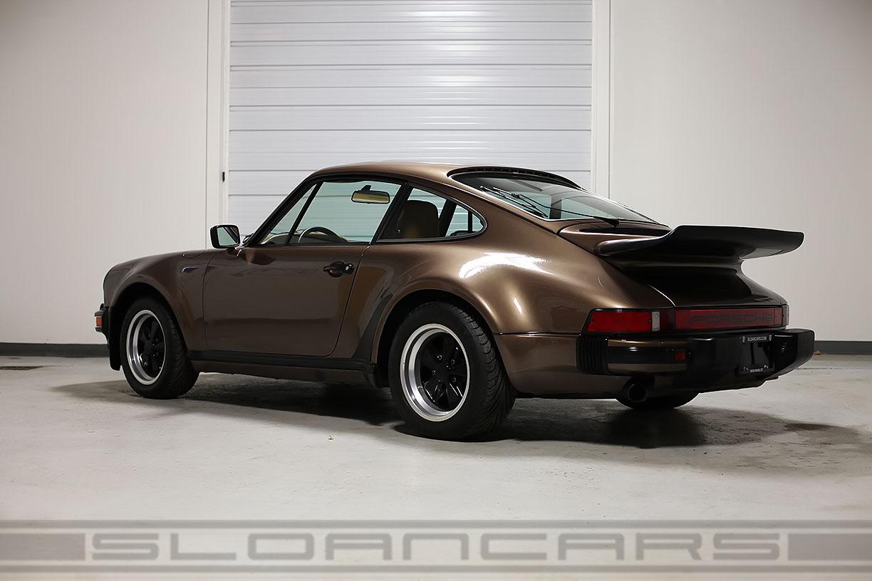 1976 Porsche 911 Turbo Copper Brown Metallic 47 946 Miles