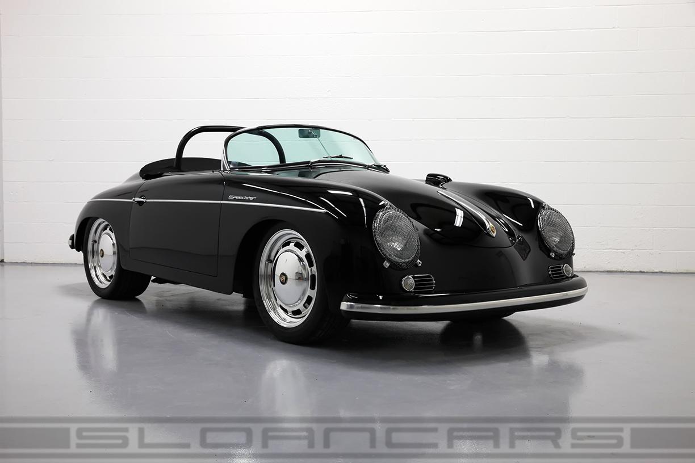 1957 Porsche 356 Speedster Techno Tub 2 4 Polo Motor