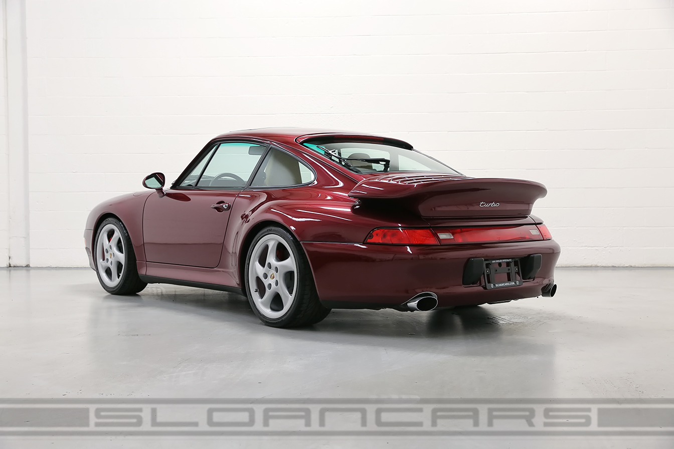 Porsche 993 Owners Manual Pdf Twin Turbo Ocean Blue 24 668 Miles 996 Seat Wiring Diagram 1997 Arena Red 28 974 Sloan Cars