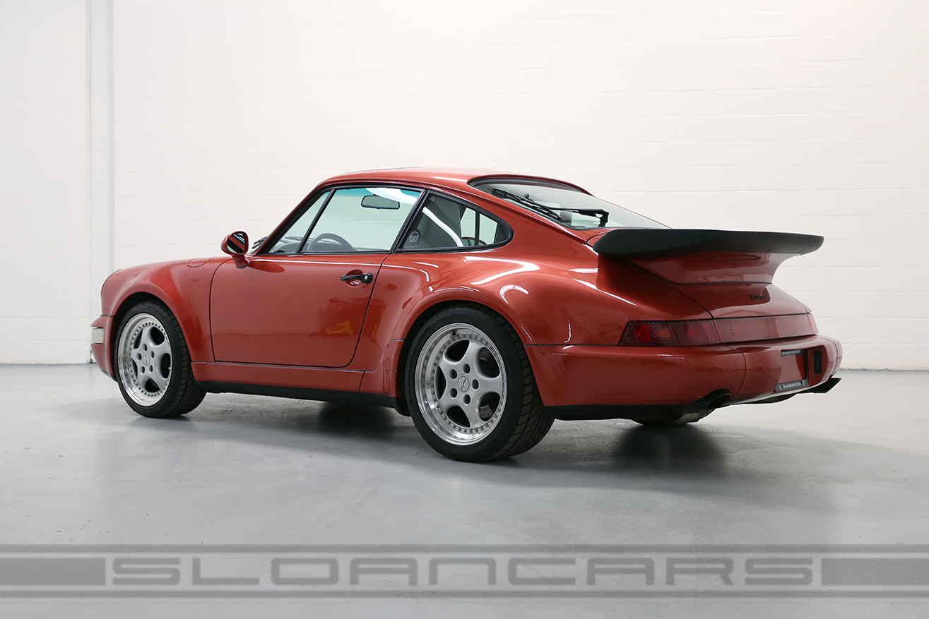 Awesome 1991 964 Turbo Great Ideas