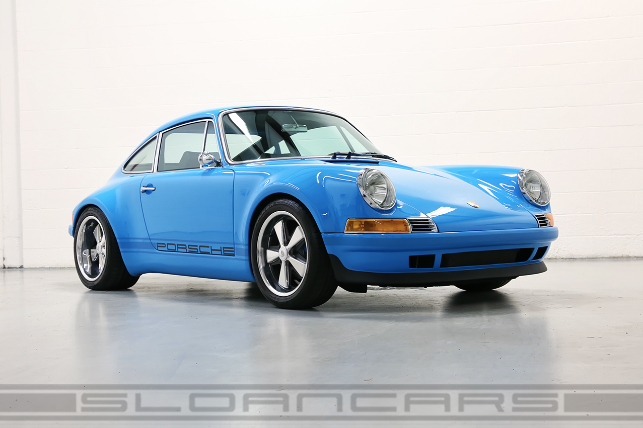 Delicieux 1992 964 RSR Tribute