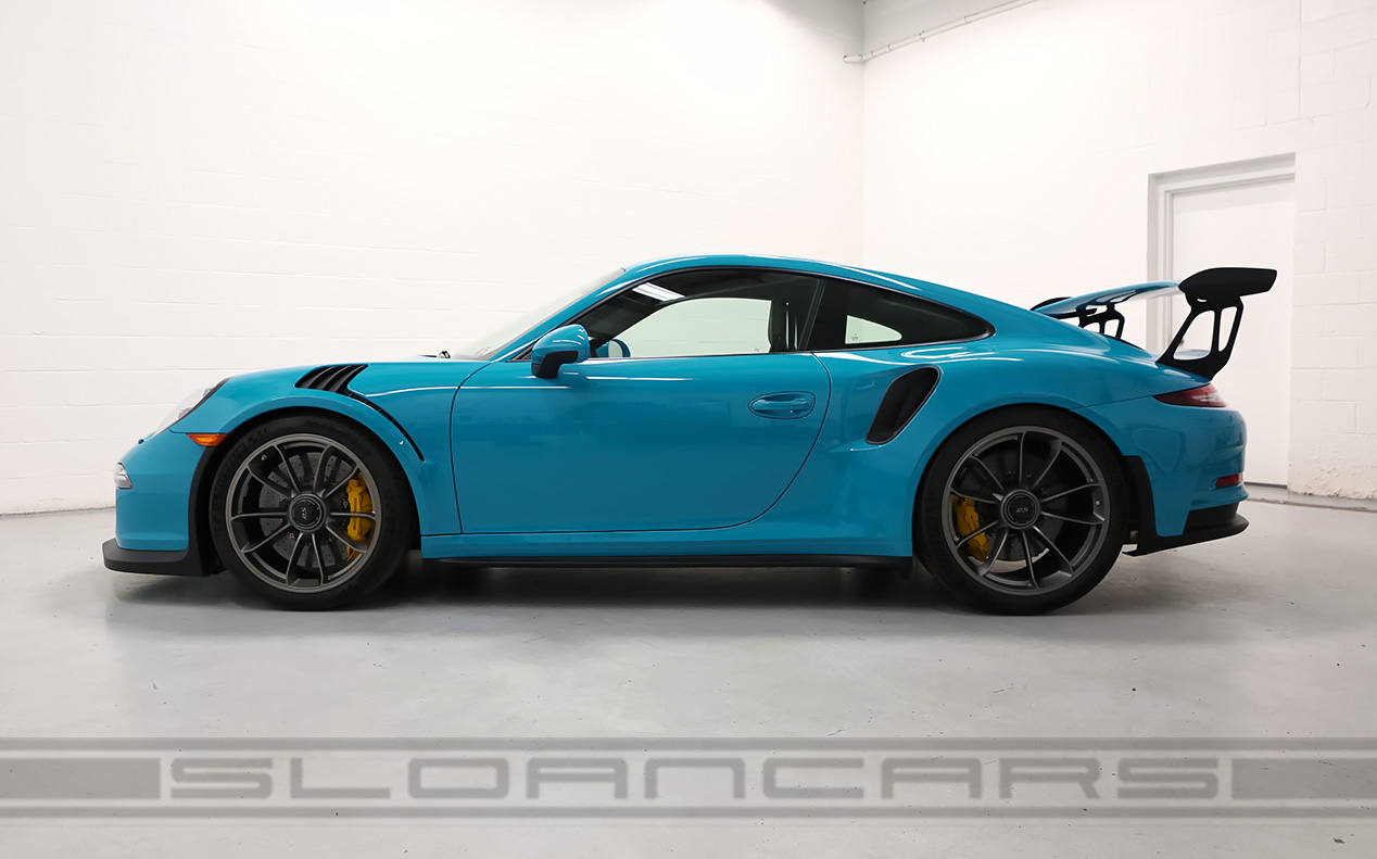 2016 991 Gt3rs Sloan Cars