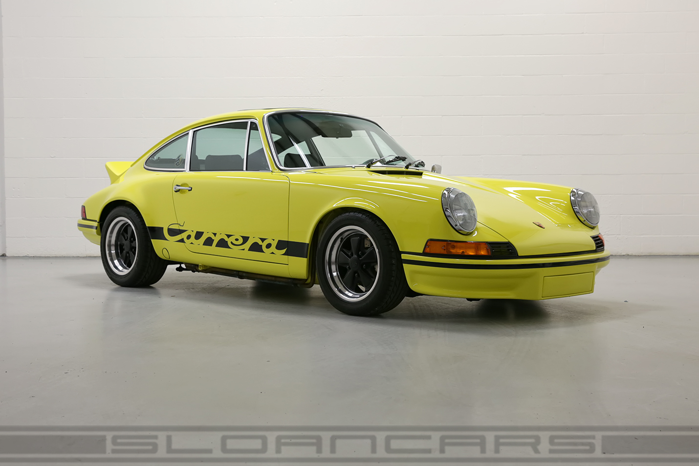 1973 Carrera RS Tribute