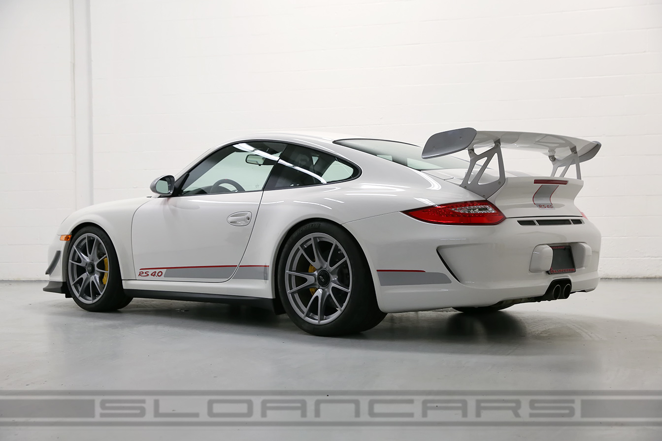 2011 997 GT3RS 4.0